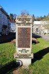 Gedenkstein Judenverfolgung in Baden-Baden