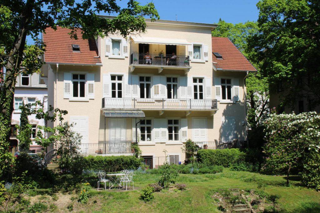Wohnhaus Clara Schumann