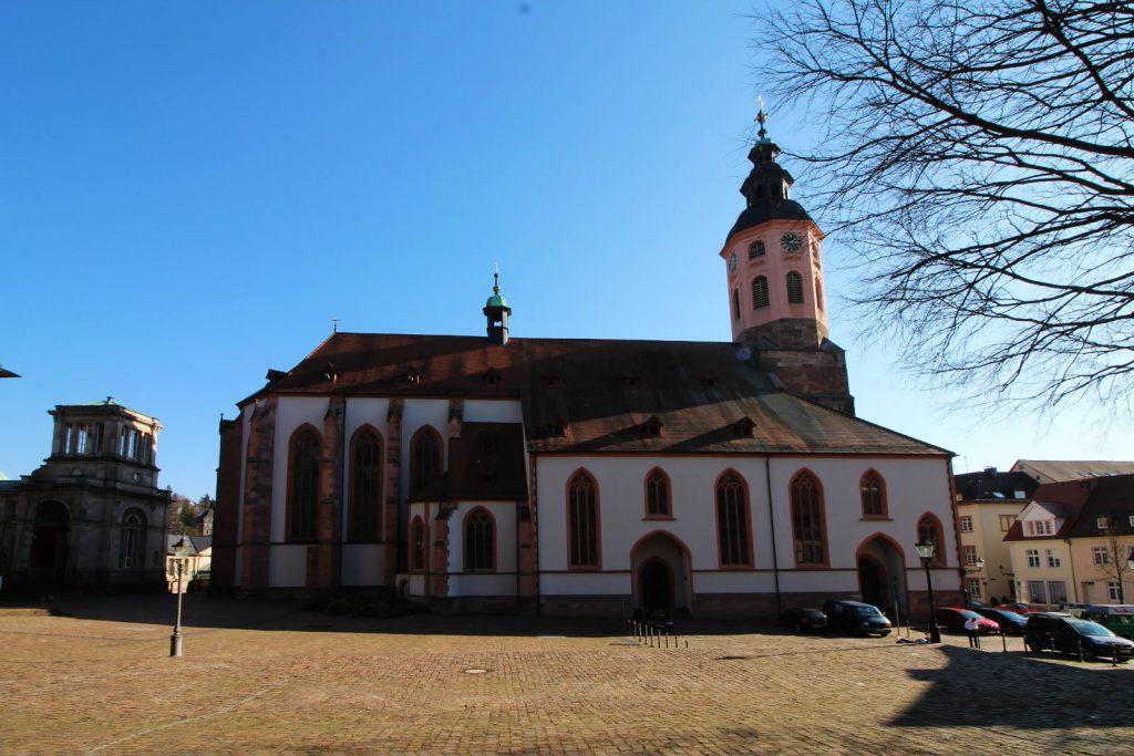 Stiftskirche am Marktplatz