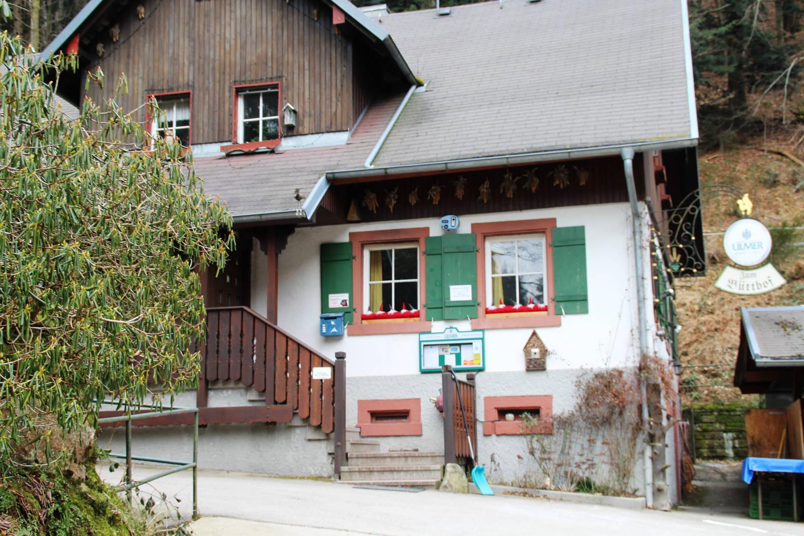 Bütthof Baden-Baden