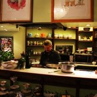 Das Olivenhaus - Die Chefin kocht selbst