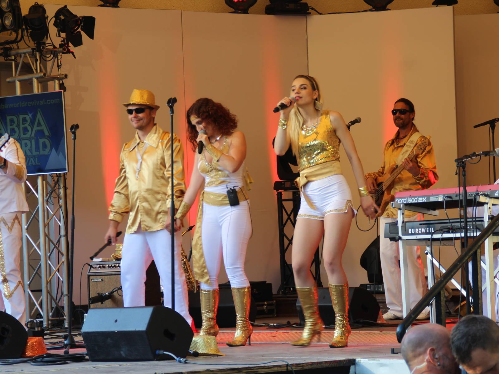 Abba World Revival in Baden-Baden