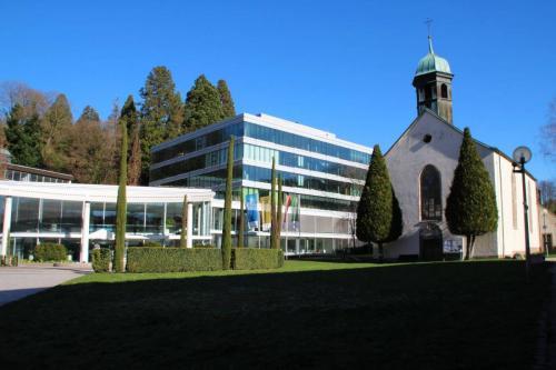 Caracalla Therme und Spitalkirche