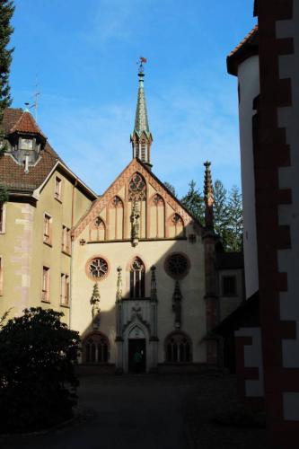 Fürstenkapelle im Kloster Lichtenthal