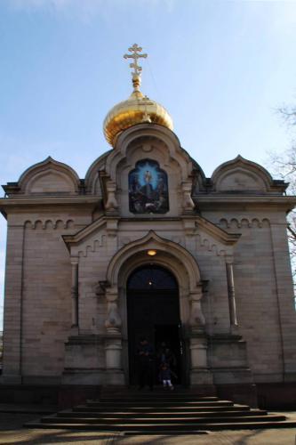 Russische Kirche Baden-Baden