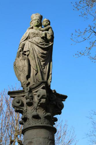 kloster lichental statue web